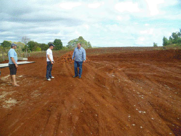 Iniciaram nesta semana as obras da Unidade Básica de Saúde no bairro Neves