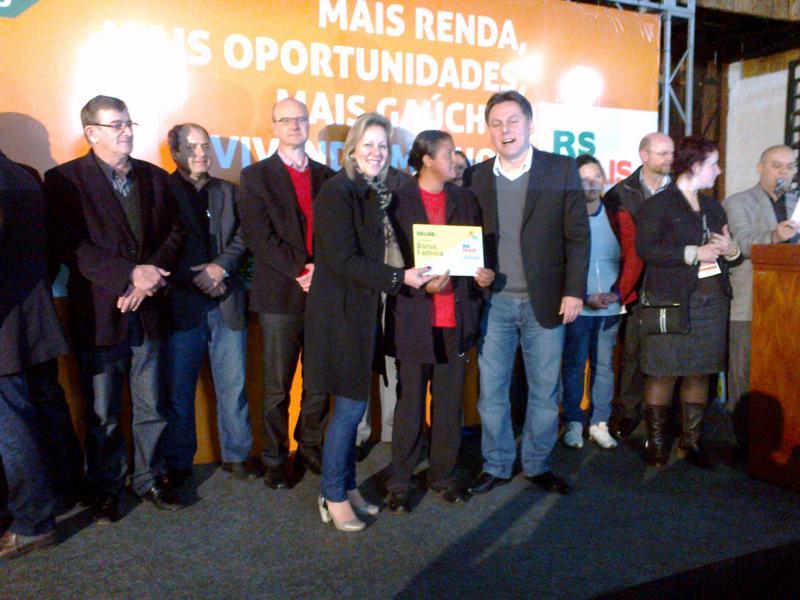 Programa RS Mais Igual Beneficia 127 famílias do município