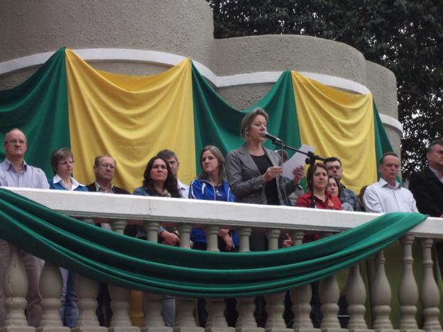 Semana da Pátria é aberta oficialmente em Catuípe