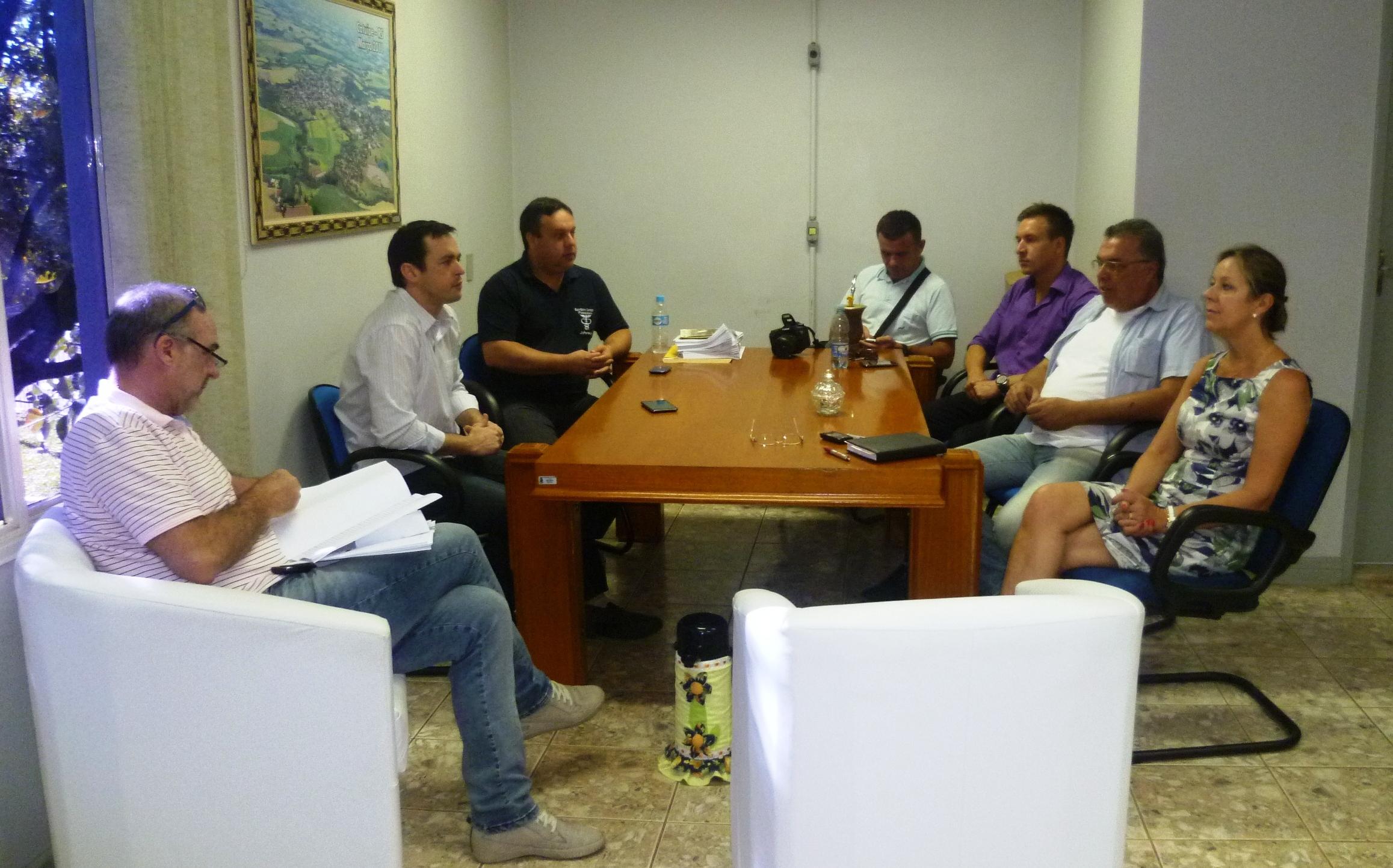 Programa Gaúcho de Microcrédito foi apresentado à administração municipal