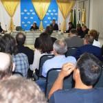 x - Homenagem da Administração Municipal durante Sessão Solene na Câmara de Vereadores