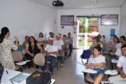 Curso de O'lho na Qualidade em Catuípe foi encerrado com palestra e coquetel de confraternização na ACIC