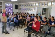 Catuípe sediou encontro para a capacitação dos agentes de saúde do município
