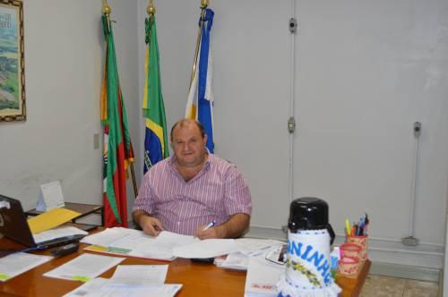Prefeito Baroni fez uma avaliação dos 100 dias de governo em Catuipe