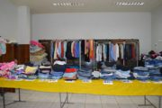 Gabinete da 1º dama inicia distribuição das peças de roupas da Campanha do Agasalho