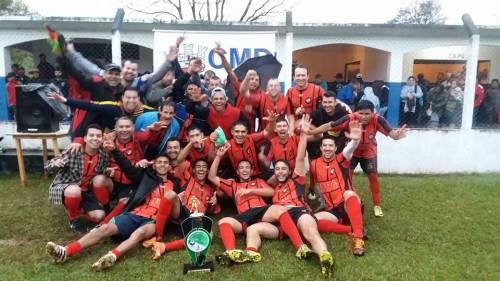 Promorar/Silva/S.Miguel é campeão no municipal de Bairros