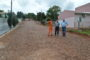 Secretaria de Obras realizou manutenção na estrada de Aula Brasil