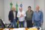 Reunião no gabinete do prefeito Baroni debate segurança pública em Catuipe