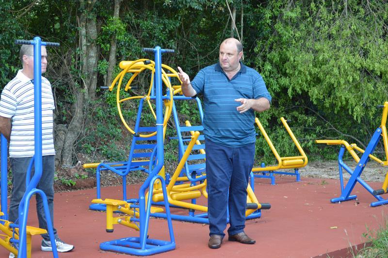 Inaugurada mais uma academia no interior de Catuípe