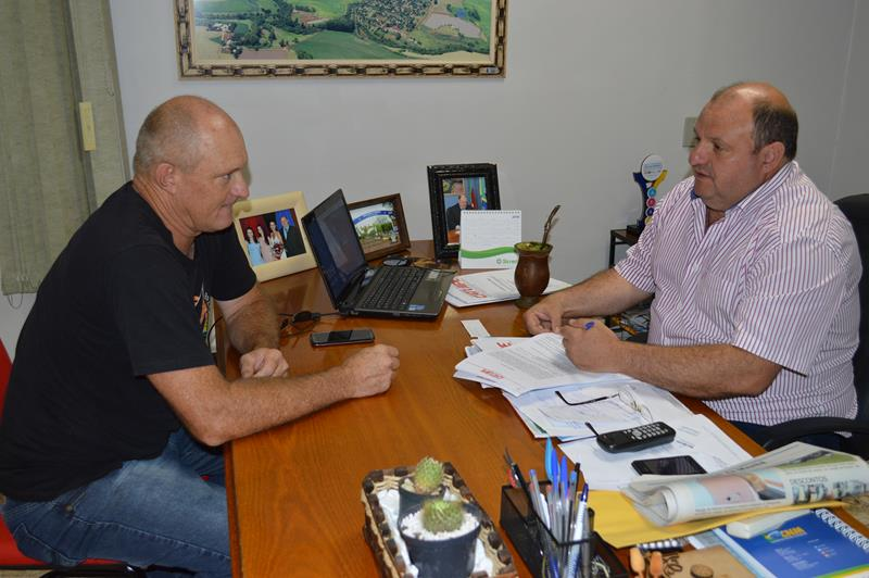Assinado termo de fomento entre Prefeitura e CTG Tropeiros do Rio Branco