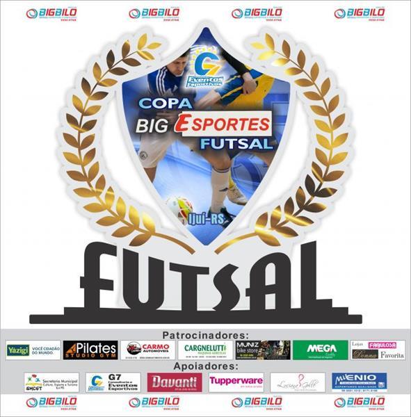 CMD/Catuípe participa neste final de semana da Copa Big Esportes de Futsal