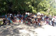 Escola Waldomiro Rossetto promoveu o Piquenique da Família