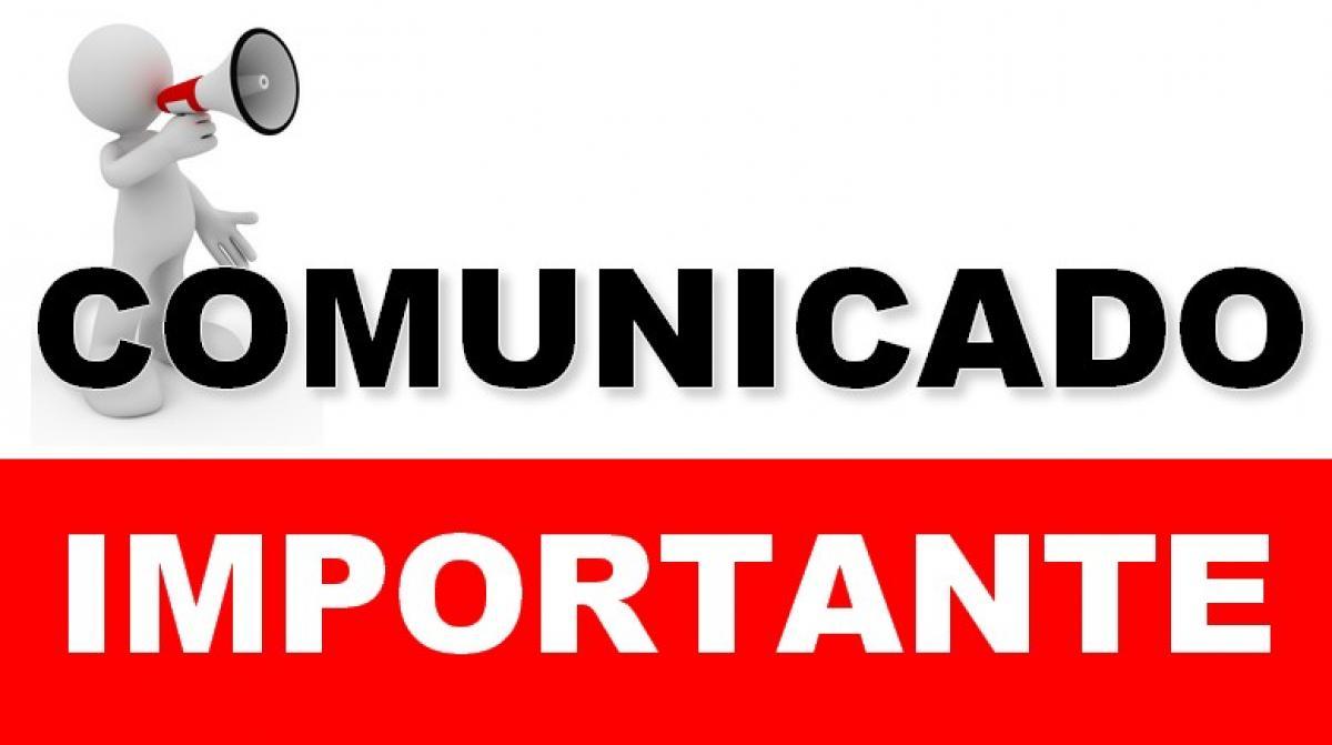 Comunicado: Campeonato de Bochas