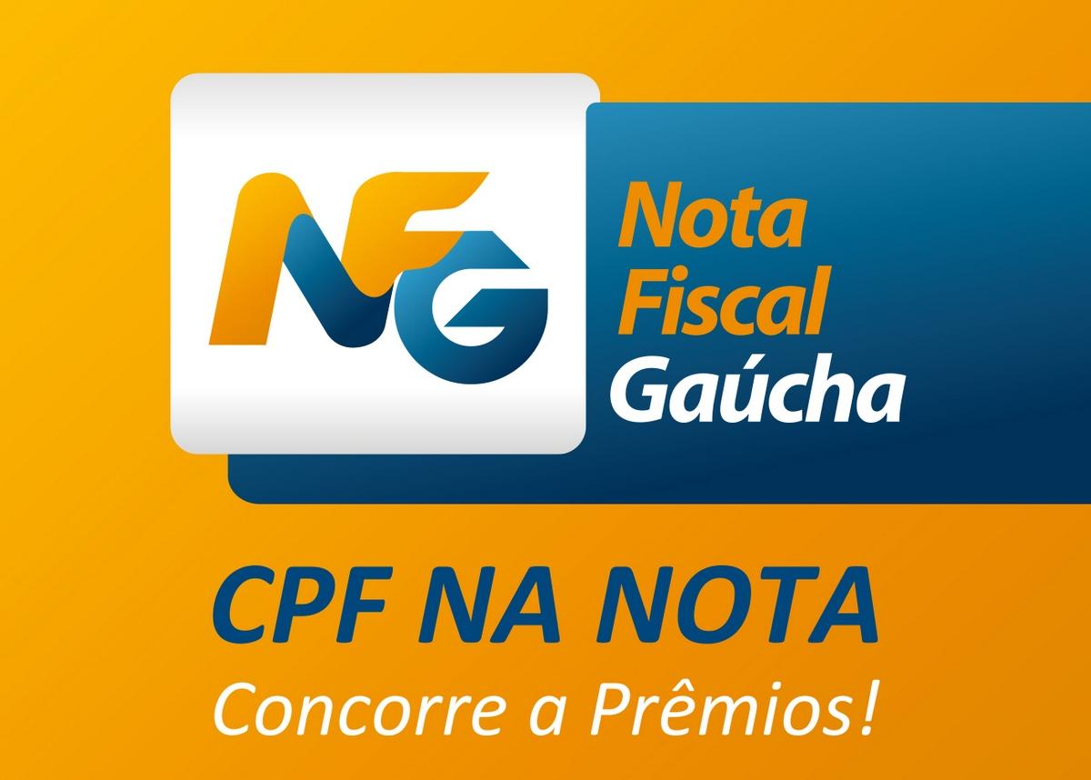 Confira os ganhadores da campanha Nota Fiscal Gaúcha do mês de Março 2018