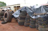 Campanha de recolhimento de pneus foi um sucesso