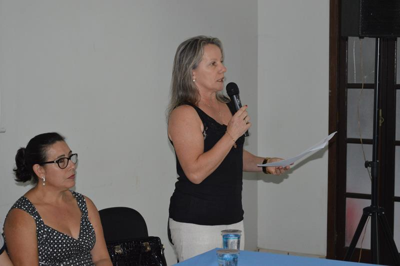 EDUCADORES DA REDE MUNICIPAL E ESTADUAL MOBILIZAM A COMUNIDADE PARA A CONFERÊNCIA MUNICIPAL DE EDUCAÇÃO