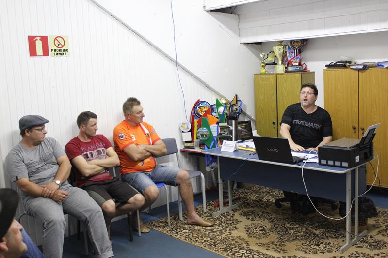 Reunião com equipes definiu normas para o Campeonato de Bochas