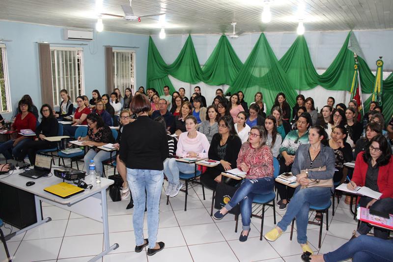 Formação Continuada de Professores em Catuípe