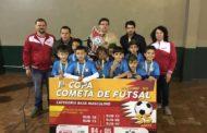 Sub 7 do CMD Catuípe conquista título na Copa Cometa de Futsal