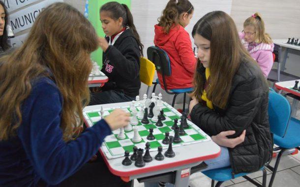 XI Torneio Municipal de Xadrez