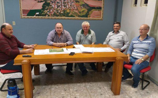 CONSTRUÇÃO DA REDE DE ENERGIA TEM ÚLTIMOS DETALHES DEFINIDOS