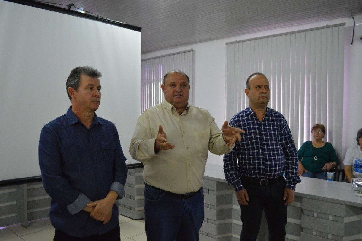 SECRETARIA DA SAÚDE PROMOVE PALESTRA COM DR CERATTI