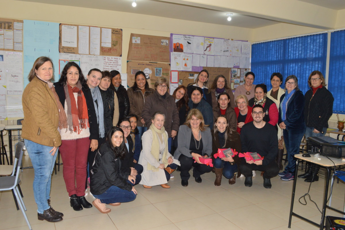 SECRETARIA DA EDUCAÇÃO PROMOVE DIA ESPECIAL PARA PROFESSORES, MONITORES E FUNCIONÁRIOS