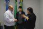 ADMINISTRAÇÃO MUNICIPAL DE CATUÍPE FAZ ENTREGA DE RETROESCAVADEIRA PARA A SECRETARIA MUNICIPAL DE OBRAS