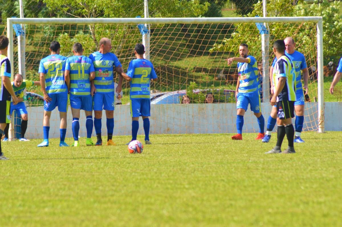 Goleada Marca a 2ª Rodada do Futebol Municipal de Campo de Catuípe