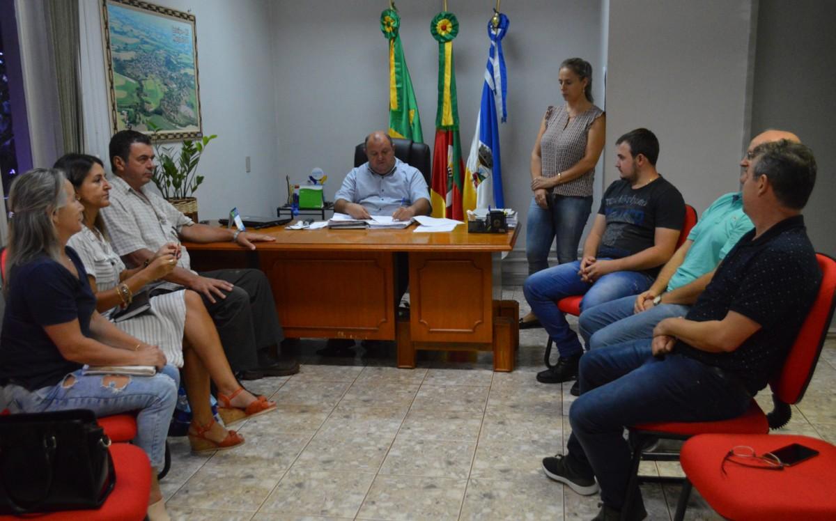 PREFEITO MUNICIPAL DE CATUÍPE ASSINA DECRETO DE SITUAÇÃO DE EMERGÊNCIA EM SAÚDE PÚBLICA PREVENTIVA