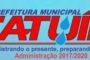 PREFEITURA MUNICIPAL DE CATUÍPE PASSA A ATENDER EM TURNO ÚNICO E COM EXPEDIENTE INTERNO A PARTIR DA PRÓXIMA SEMANA