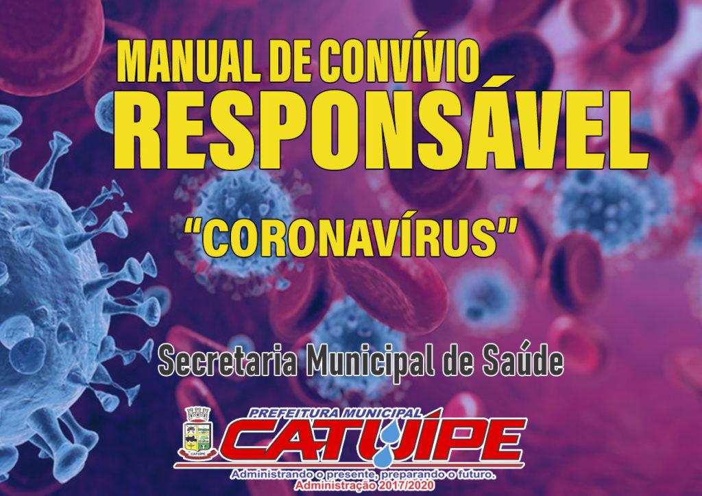 Manual de Convivência Coronavirús