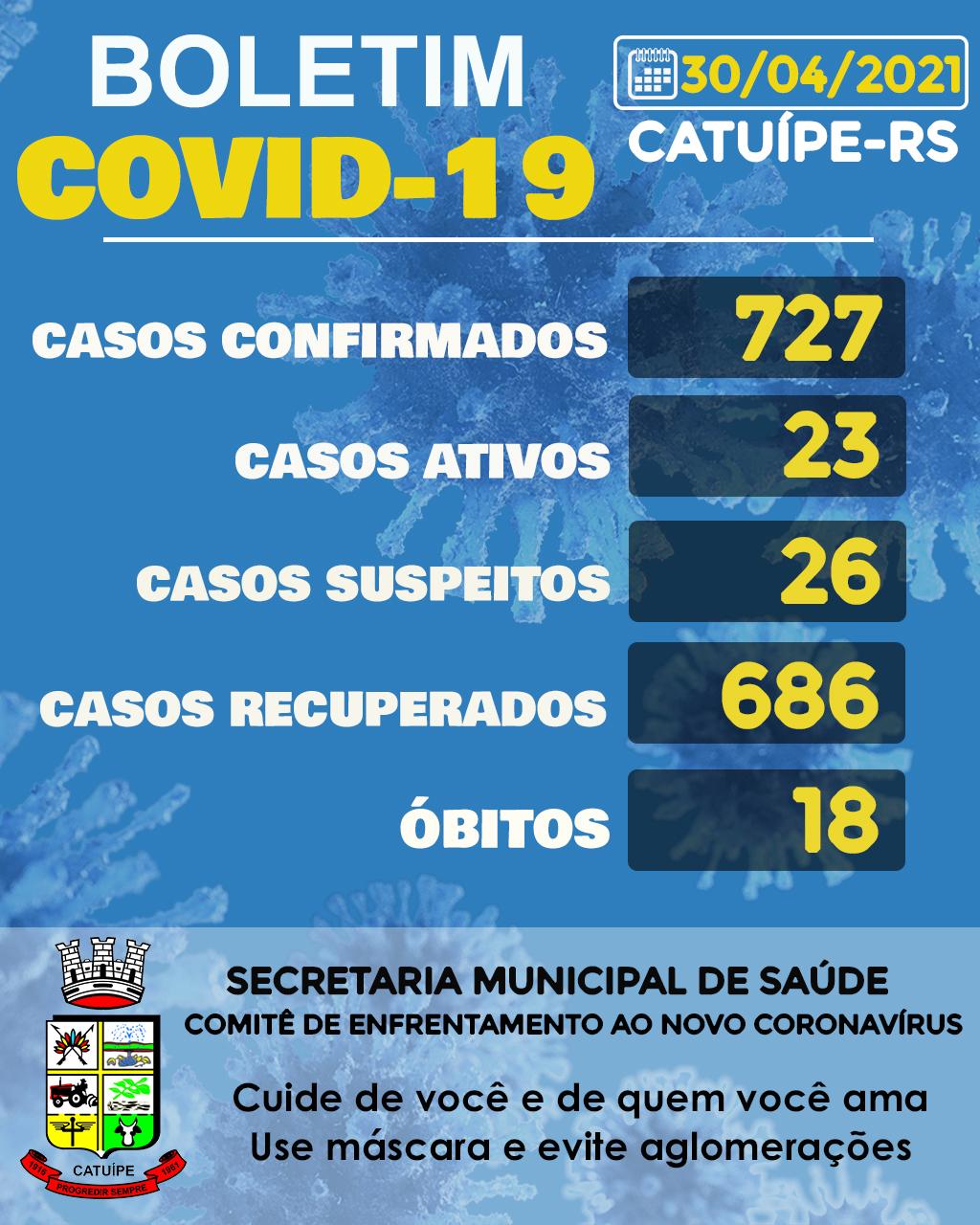 SÁBADO TERÁ NOVO DRIVE THRU DE VACINAÇÃO CONTRA A COVID-19 EM CATUÍPE