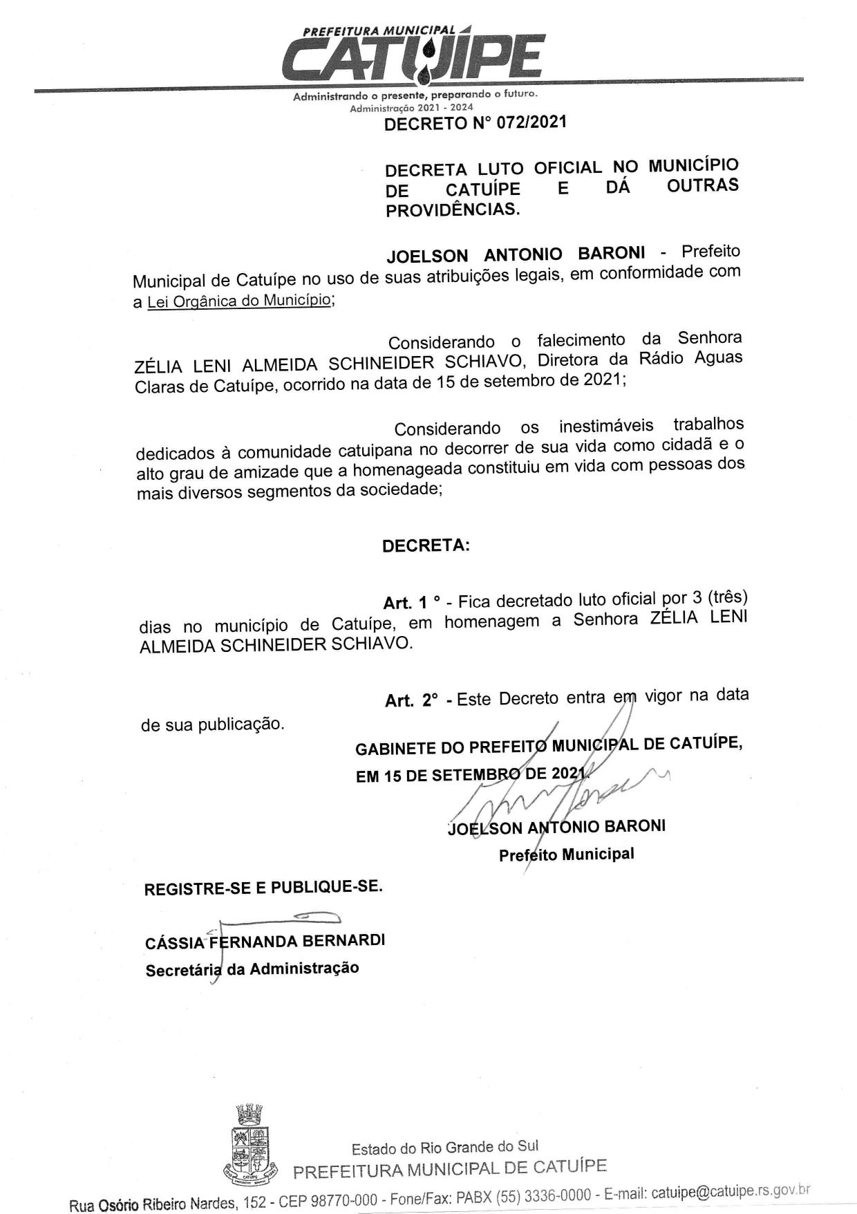 BOLETIM EPIDEMIOLÓGICO DO DIA 14 DE SETEMBRO DE 2021